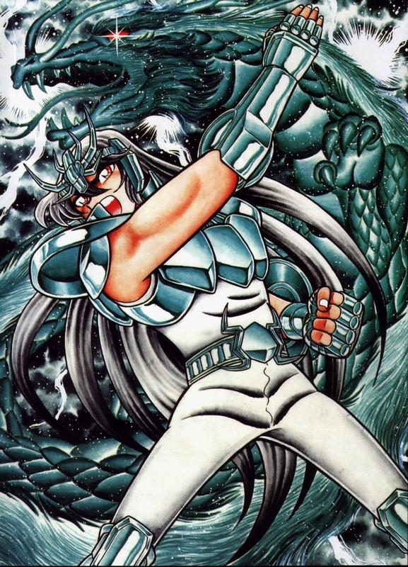 02. Dragon Shiryu