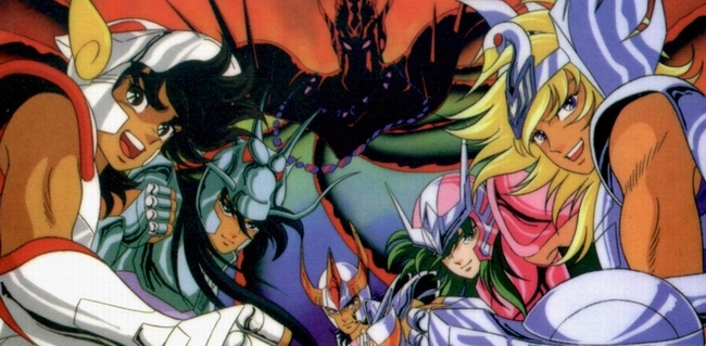 Saint Seiya (Anime 1986)